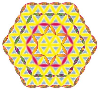 Premier croquage de Crob Circle avec Illustrator