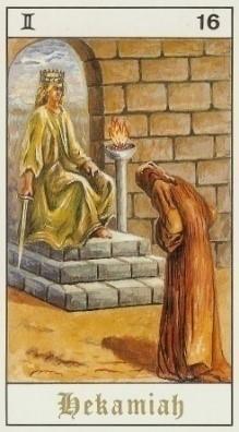 16 HAKAMIAH