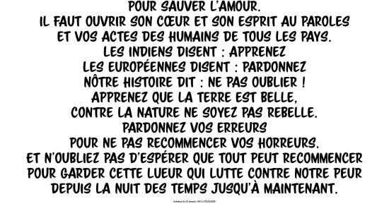 SAUVER L'AMOUR
