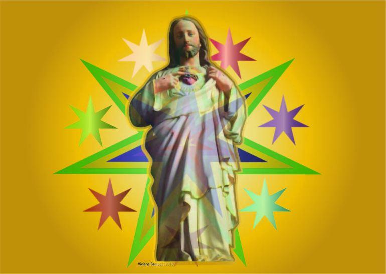 Coeur de Jesus + Crob