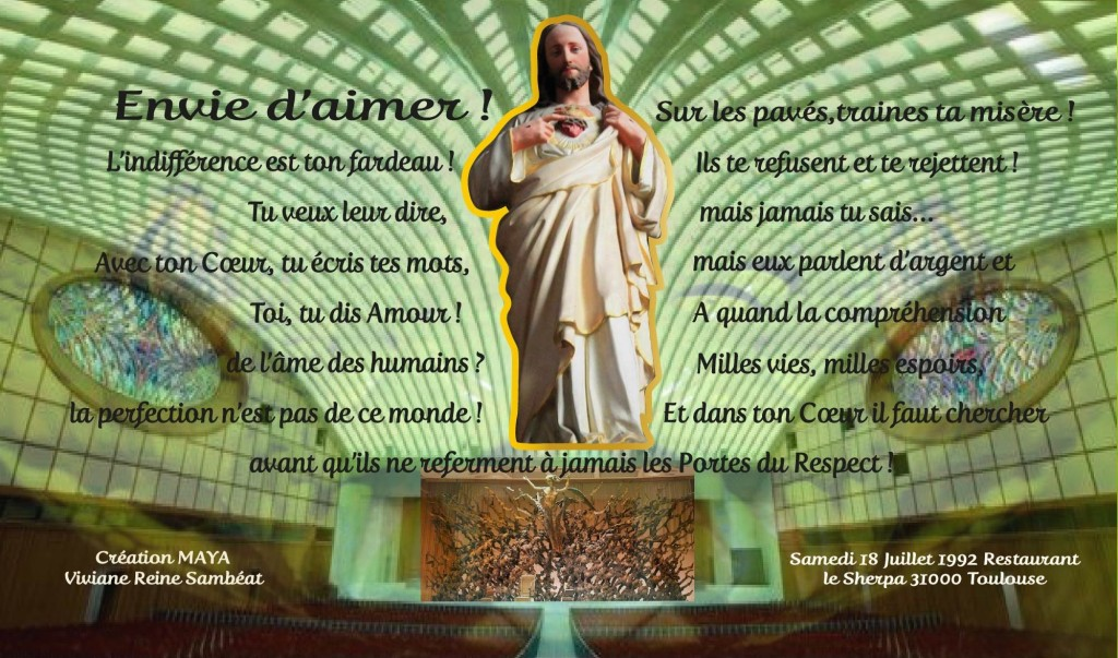 hall pape snake vs jesus envie d'aimer