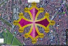 Etoile Occitane Zodiacale Plan Toulouse