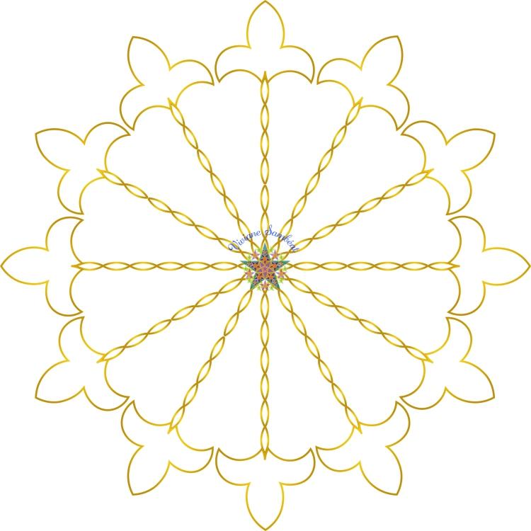 Bijoux Zodiac LIS OR
