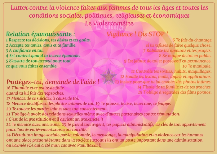 Protection Femmes