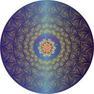 Mandala Pâques 2020