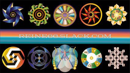 Bandeau Wordpress reine66.slack